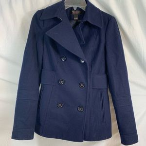 Victoria Secret Button Coat w/ Collar